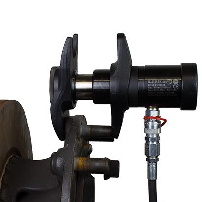 Pyöränpulttien vaihtotyökalu