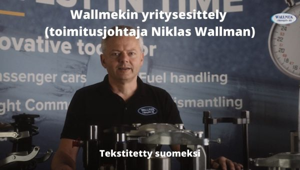 Wallmek Suomi